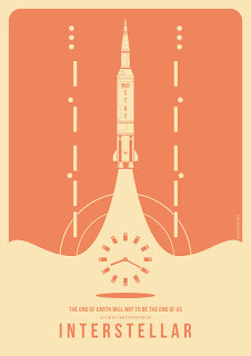 Cartel Interstellar hecho por Funk23