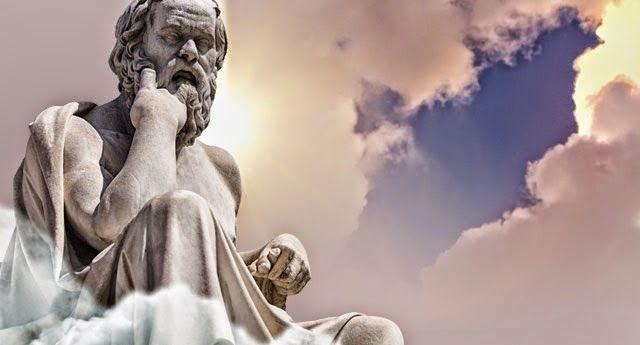 Πάρε ένα μάθημα… τριπλής διύλισης «δώρο» από τον Σωκράτη