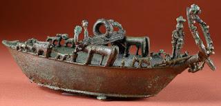 Bronzetto ship