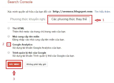 Hướng Dẫn Cài Đặt Google Webmaster Tool Và Sitemap Nhanh Nhất