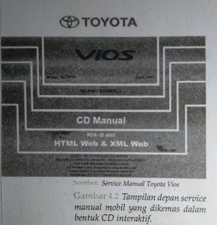 Menerapkan cara penggunaan OMM (operation maintenance manual), service manual dan part book sesuai peruntukannya