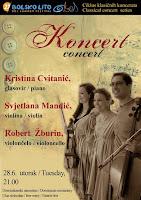 Prvi klasični koncert, Bol slike otok Brač Online