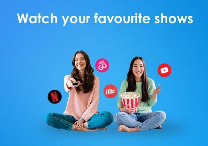 Celcom Unlimited Home Broadband Internet Package