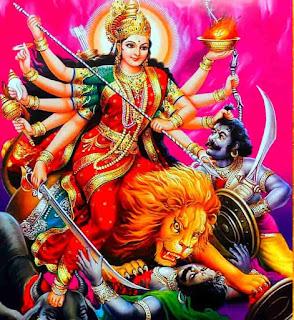 Shri Mangal Chandika Stotram