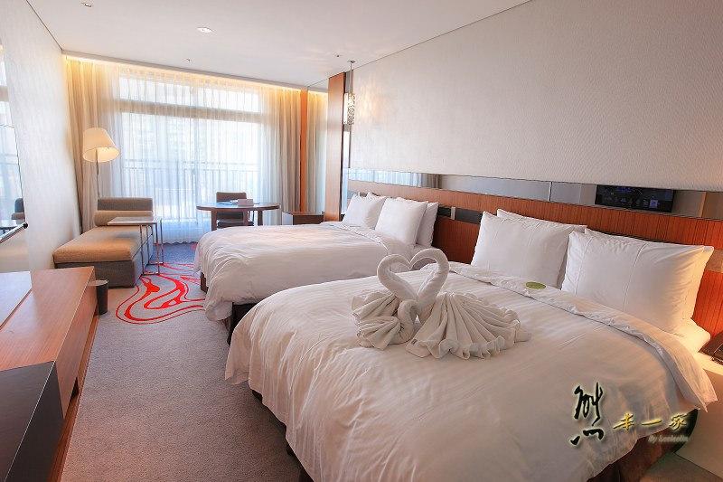 [新竹星級住宿] 芙洛麗大飯店|風尚家庭房~跟著食尚玩家推薦享受頂級住宿