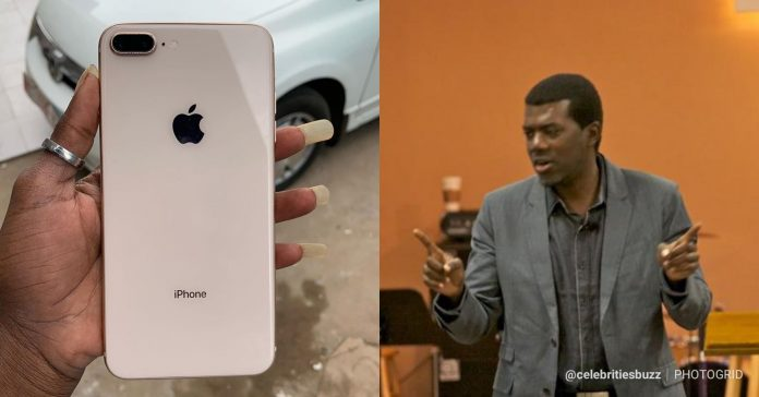 'Never Give Money To Someone Who Uses A Better Phone Than You, Doing So Is Not Charity But Stupidity' – Reno Omokri