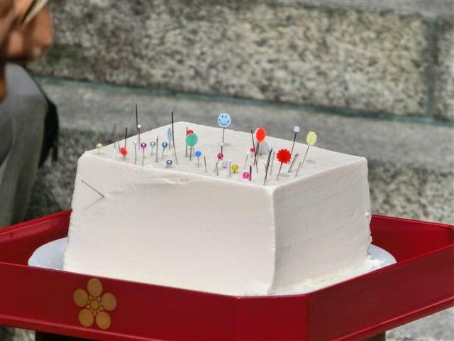荏柄天神社の針供養