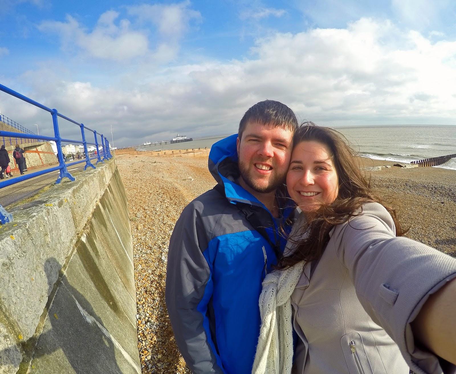 Eastbourne Seaside Beach Pier