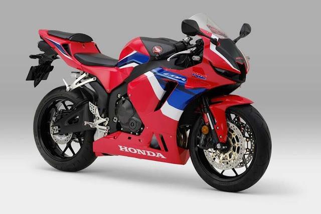New Honda CBR600RR 2021 Photos