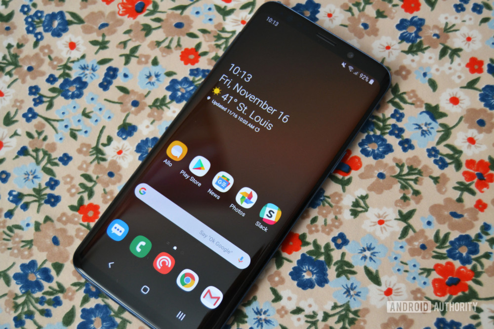 One Ui android 9.0 Pie update for Samsung Galaxy S8 and S8+