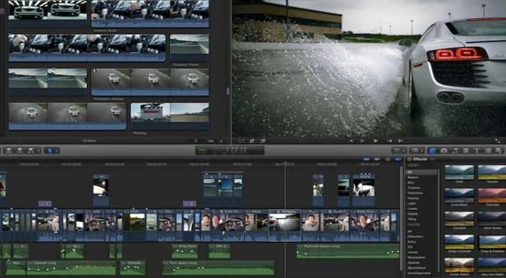 The innovation of Final Cut Pro X 10.3.2