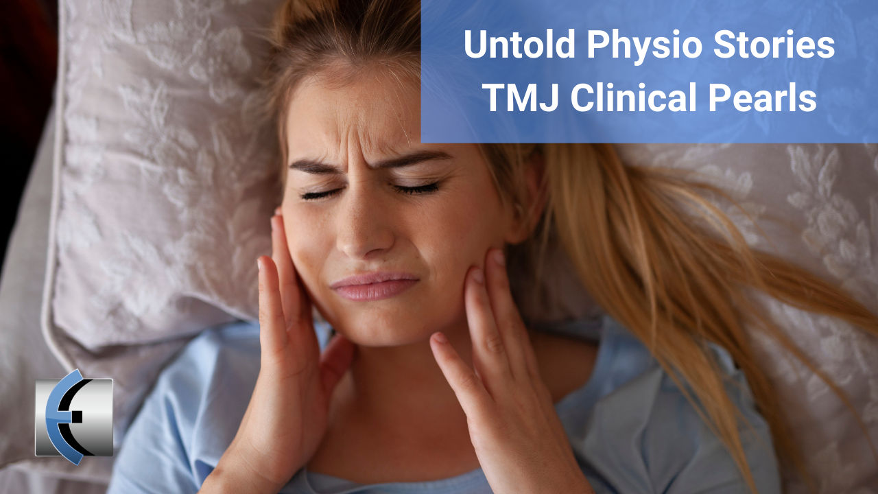 TMJ Clinical Pearls - themanualtherapist.com