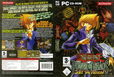 Yu-Gi-Oh Joey The Passion PC Games
