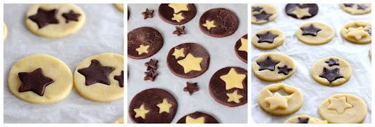 Illustration Biscuit Étoilé Étape 11