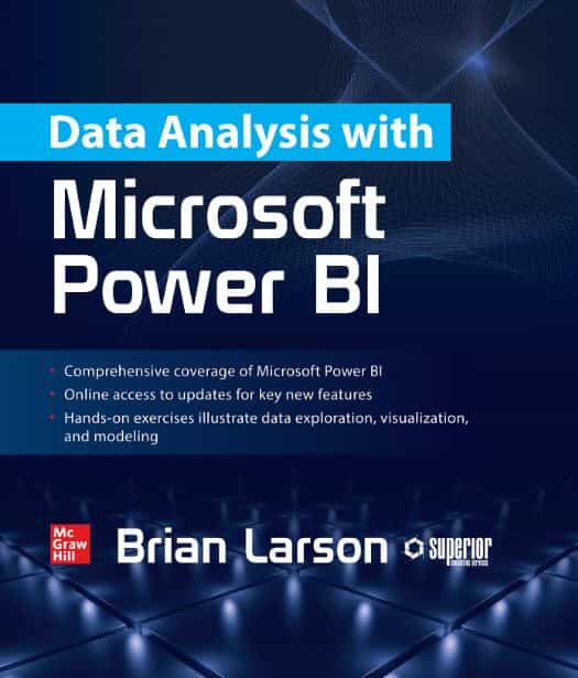 Best Microsoft Power BI Books