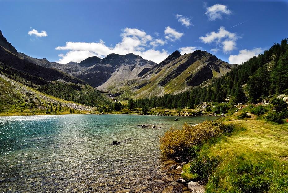 Italienische Kultur Italienische Region Aostatal Fotos
