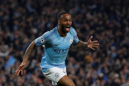 Sterling nổi bật trong PES 2020