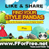 Panda Treasure Hunt - Win 10 Flight Tickets worth ₹10,000 & Paytm Shopping Vouchers