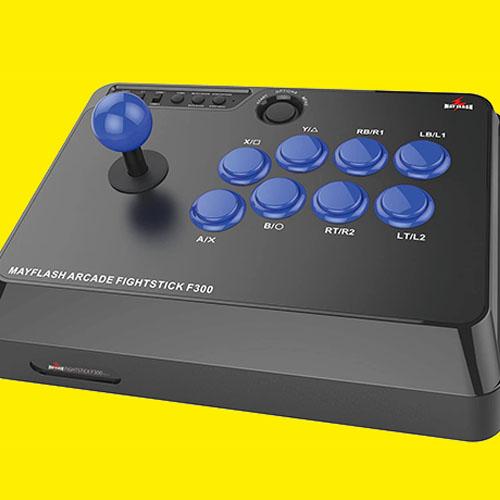 Mayflash Joystick F300, máquinas arcade, maquinas recreativas baratas arcade