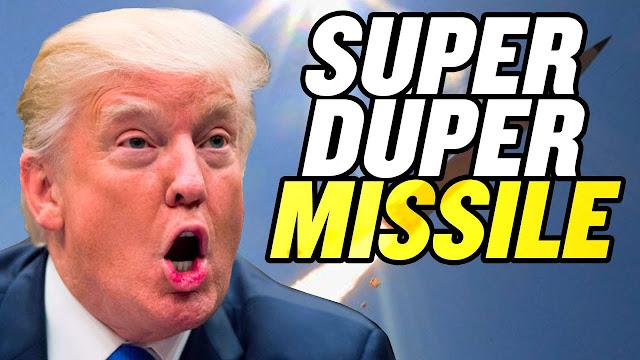 super duper missile