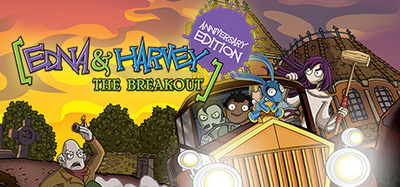 Edna and Harvey The Breakout Anniversary Edition-PLAZA