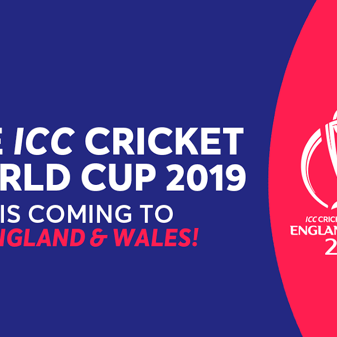 2019 cricket world cup icc cricket world cup 2019 scheduled to be hosted by england and wales from 30 may to 14 july 2019 and fixture list will be released