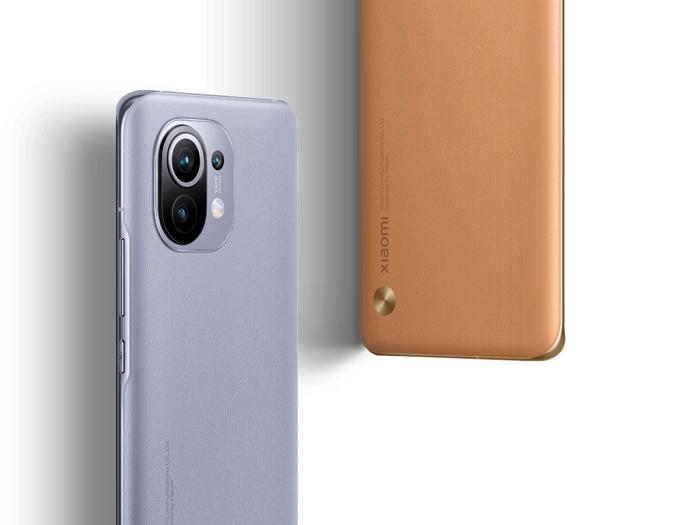 Xiaomi Mi 11: 120Hz AMOLED Display and 108MP 8K Camera