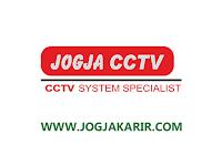 Lowongan Kerja Jogja CCTV Teknisi Listrik dan Sales Penjualan