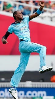 What is the Biography of Jofra Archer?