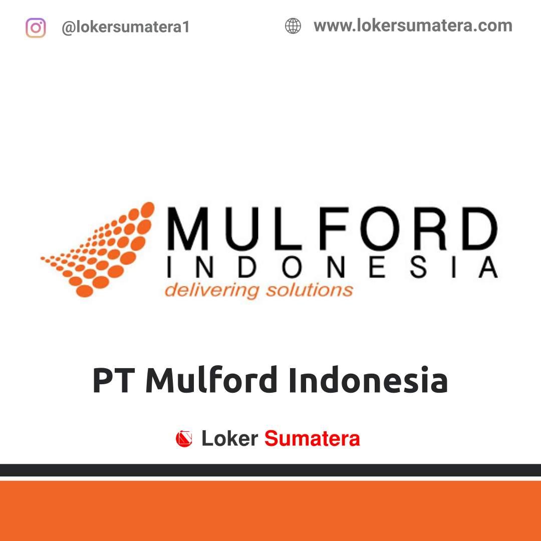 Lowongan Kerja Pekanbaru: PT Mulford Indonesia Januari 2021