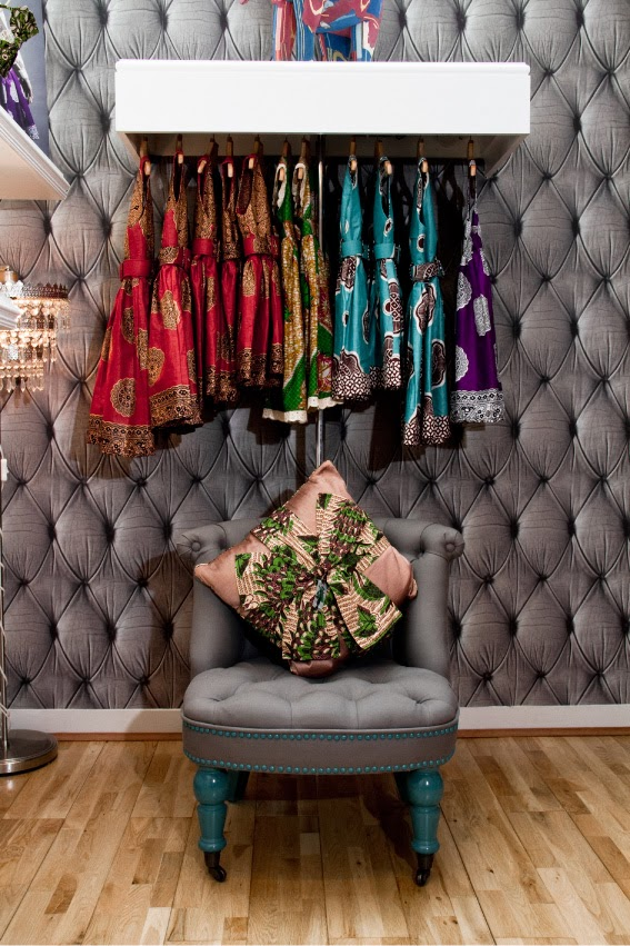 Hide and Sika - Exploring Beautiful Collections By London Designer