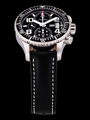 Karl Breitner Aviator automatic chronograph