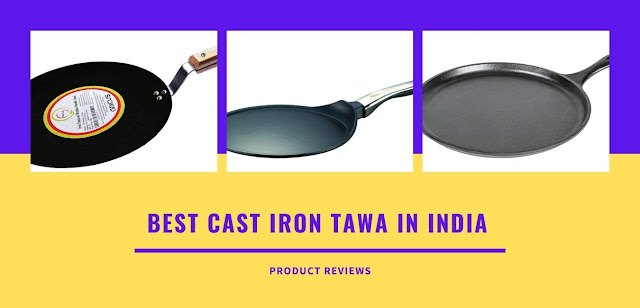 Best Cast Iron Tawa in India - Thick Iron Tawa for Dosa, Roti, with Price Buy Online on Amazon