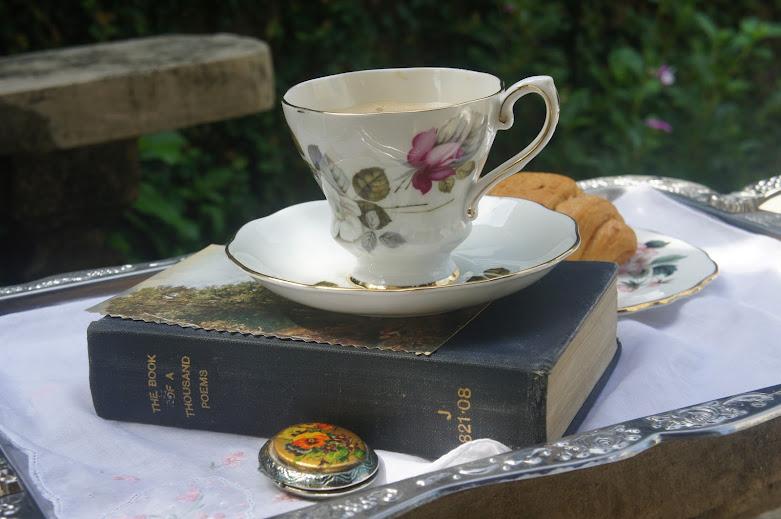 tea cup books