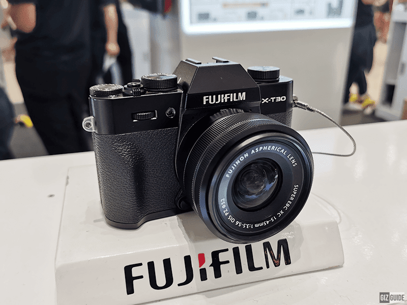 Compact and powerful camera