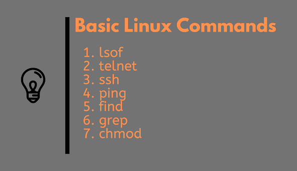 Linux command interview questions and answers for programmers