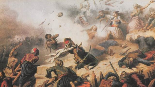 26 Ιουλίου 1822: Η Μάχη στα Δερβενάκια και η σφαγή του Δράμαλη