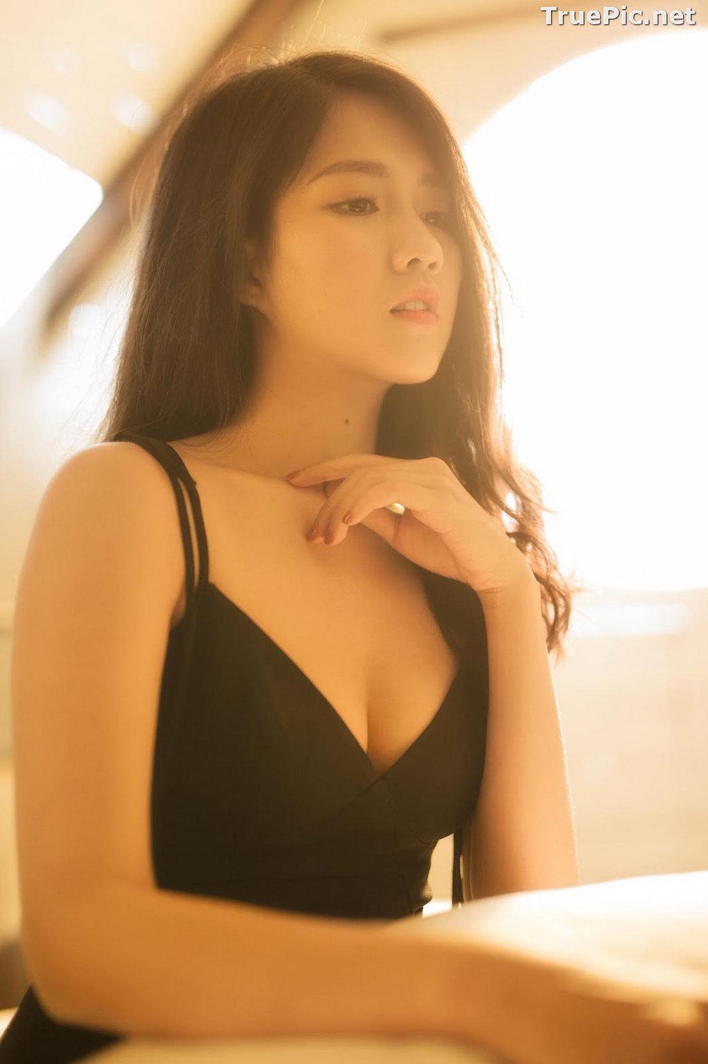 Image Vietnamese Hot Girl - Nguyen Hoang Kieu Trinh - My Black Angel - TruePic.net - Picture-27