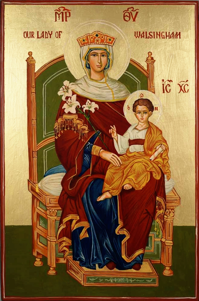 Most Holy Theotokos