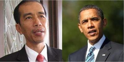 7 Persamaan Antara Barack Obama dan Jokowi