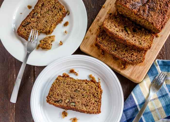 The Best Ever Zucchini Bread Recipe With Applesauce