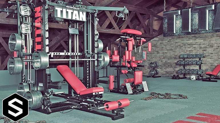 equipamento de ginastica