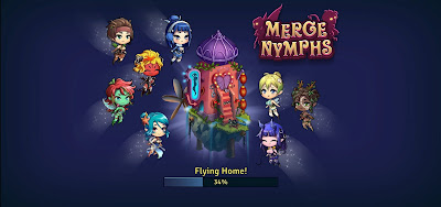 Merge Nymphs v11070 Latest Mod APK Download Now For Android