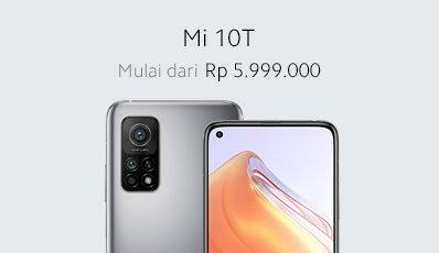 HP Akhir Tahun 2020 Xiaomi MI 10 T