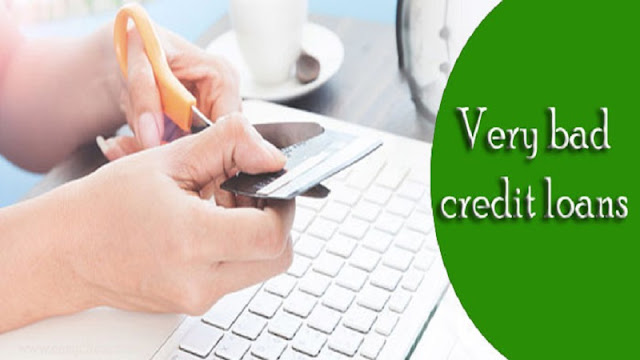 Really Bad Credit Loans - Quick Financial Alternative Before Your Payday