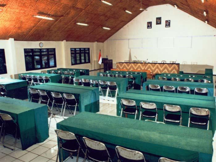 Meeting room hotel agusta murah di kota Garut