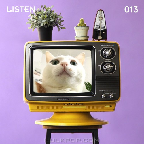 CHO HYUNG WOO – LISTEN 013 Afternoon Dream – Single