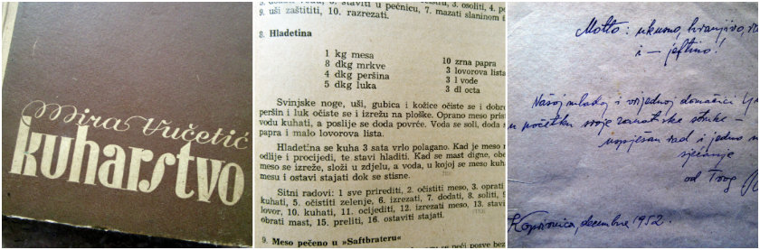 Laka kuharica: old recipe for Croatian pork aspic