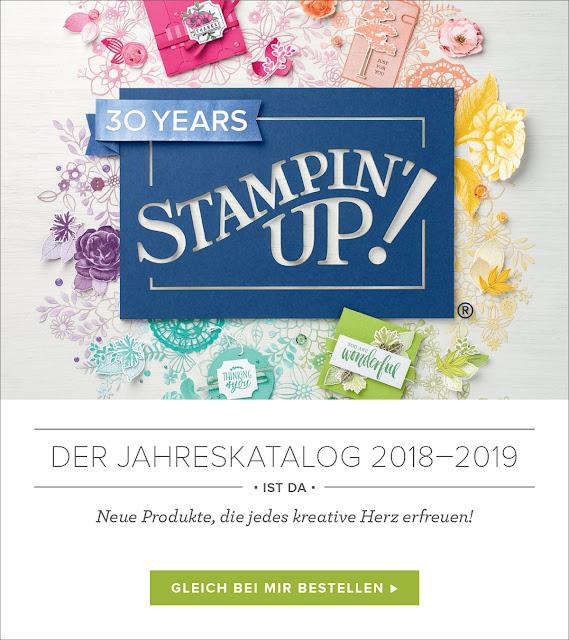 Stampin Up Katalog 2018 2019