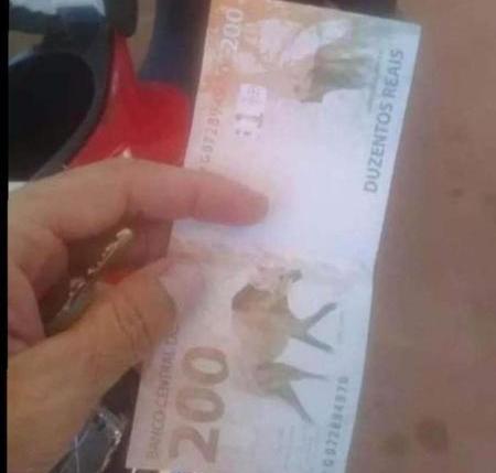 Notas falsificadas de R$ 200 já começam a circular e Banco Central alerta para golpe